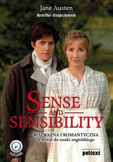 Chomikuj, ebook online Sense and Sensibility. Rozważna i Romantyczna w wersji do nauki angielskiego. Jane Austen