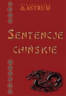 Chomikuj, ebook online Sentencje chińskie. Marek Dubiński