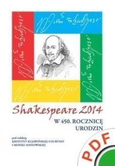 Chomikuj, ebook online Shakespeare 2014. W 450. rocznicę urodzin. Krystyna Kujawińska-Courtney