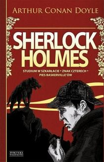Chomikuj, pobierz ebook online Sherlock Holmes Tom 1. Arthur Conan Doyle