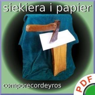 Chomikuj, ebook online Siekiera i papier. Comporecordeyros