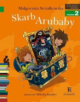 Chomikuj, ebook online Skarb Arubaby. Małgorzata Strzałkowska