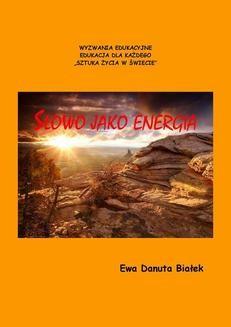 Ebook Słowo jako energia pdf