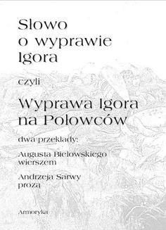 Chomikuj, ebook online Słowo o wyprawie Igora czyli Wyprawa Igora na Połowców. przekład: August Bielowski