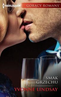 Chomikuj, ebook online Smak grzechu. Yvonne Lindsay