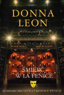 Chomikuj, ebook online Śmierć w La Fenice. Donna Leon