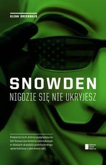 Ebook Snowden. Nigdzie się nie ukryjesz pdf