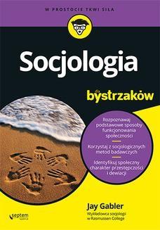Ebook Socjologia dla bystrzaków pdf