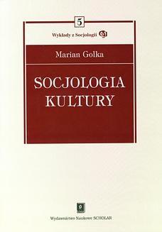 Ebook Socjologia kultury pdf