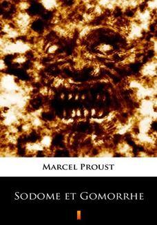 Chomikuj, ebook online Sodome et Gomorrhe. Marcel Proust