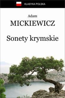 Ebook Sonety krymskie pdf