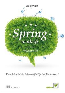 Chomikuj, ebook online Spring w Akcji. Wydanie III. Craig Walls