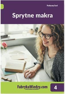 Ebook Sprytne makra pdf