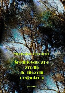 Chomikuj, ebook online Średniowieczne źródła do filozofii mesjanizmu. Władysław Horodyski