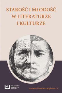 Chomikuj, ebook online Starość i młodość w literaturze i kulturze. Michał Kuran