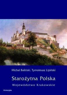 Chomikuj, ebook online Starożytna Polska. Województwo Sandomierskie. Michał Baliński