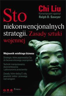 Chomikuj, ebook online Sto niekonwencjonalnych strategii. Zasady sztuki wojennej. Chi Liu