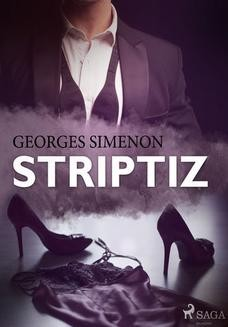 Chomikuj, ebook online Striptiz. Georges Simenon