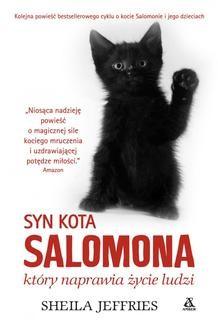 Chomikuj, ebook online Syn kota Salomona, który naprawia życie ludzi. Sheila Jeffries