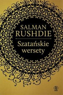 Chomikuj, ebook online Szatańskie wersety. Salman Rushdie