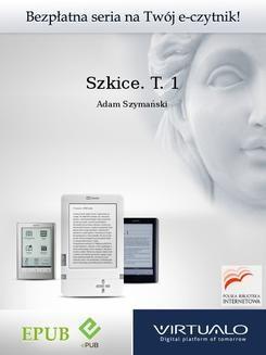 Ebook Szkice. T. 1 pdf