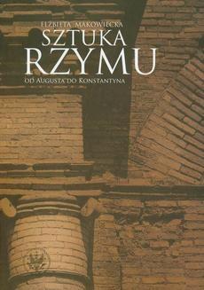 Chomikuj, ebook online Sztuka Rzymu. Elżbieta Makowiecka