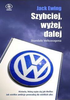 Ebook Szybciej, wyżej, dalej. Skandale Volkswagena pdf