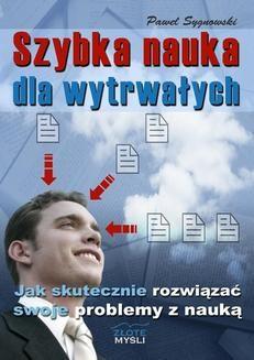 Ebook Szybka nauka dla wytrwałych pdf