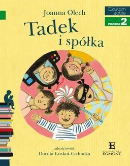 Ebook Tadek i spółka pdf
