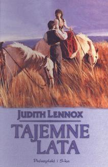 Chomikuj, ebook online Tajemne lata. Judith Lennox
