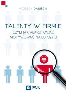 Ebook Talenty w firmie pdf