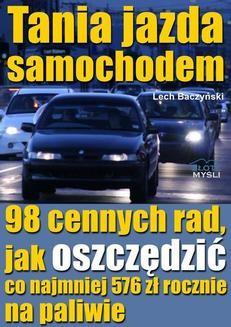 Chomikuj, ebook online Tania jazda samochodem. Lech Baczyński