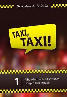 Chomikuj, ebook online Taxi, taxi!. Dawid Brykalski