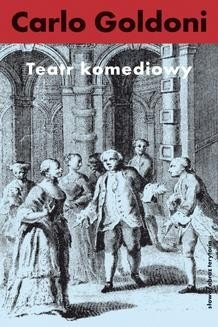 Chomikuj, ebook online Teatr komediowy. Carlo Goldoni