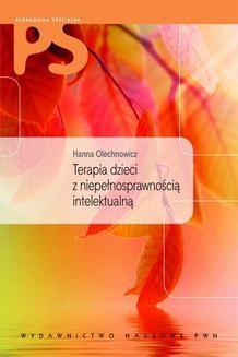 Ebook Terapia dzieci z niepełnosprawnością intelektualną pdf