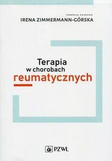 Chomikuj, ebook online Terapia w chorobach reumatycznych. Irena Zimmermann-Górska