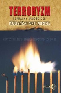 Ebook Terroryzm i zamachy samobójcze. Muzułmański punkt widzenia pdf