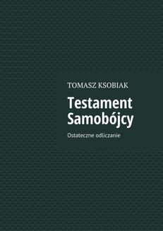 Ebook Testament Samobójcy pdf