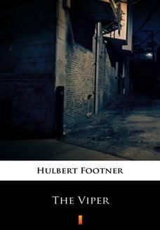 Chomikuj, ebook online The Viper. Hulbert Footner