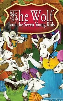 Ebook The Wolf and Seven Young Kids. Fairy Tales pdf