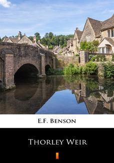 Chomikuj, ebook online Thorley Weir. E.F. Benson