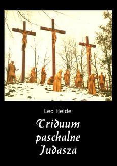 Ebook Triduum paschalne Judasza pdf