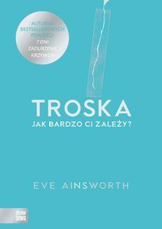 Chomikuj, ebook online Troska. Eve Ainsworth