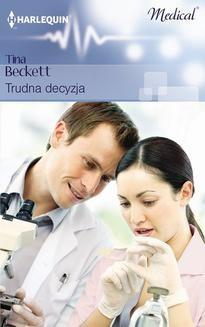 Ebook Trudna decyzja pdf