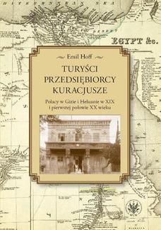 Ebook Turyści, przedsiębiorcy, kuracjusze pdf