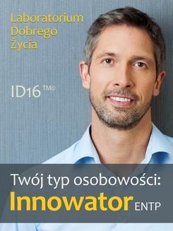 Ebook Twój typ osobowości: Innowator (ENTP) pdf