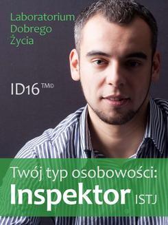 Ebook Twój typ osobowości: Inspektor (ISTJ) pdf