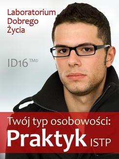 Ebook Twój typ osobowości: Praktyk (ISTP) pdf