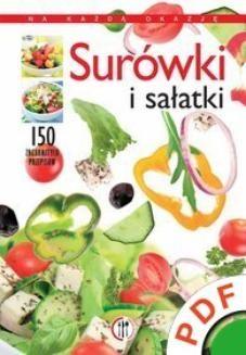 Ebook Twoja kuchnia. Na każdą okazję. Surówki i sałatki pdf