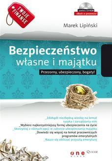Chomikuj, ebook online Twoje finanse. Bezpieczeństwo własne i majątku. Marek Lipiński